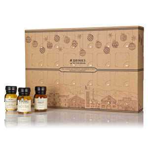 American Whiskey, Bourbon & Rye Advent Calendar