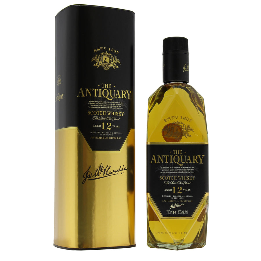 The Antiquary 12 YO