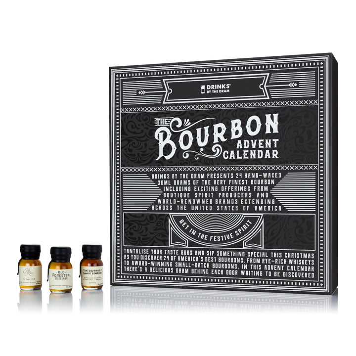 The Bourbon Advent Calendar (2019 Edition)