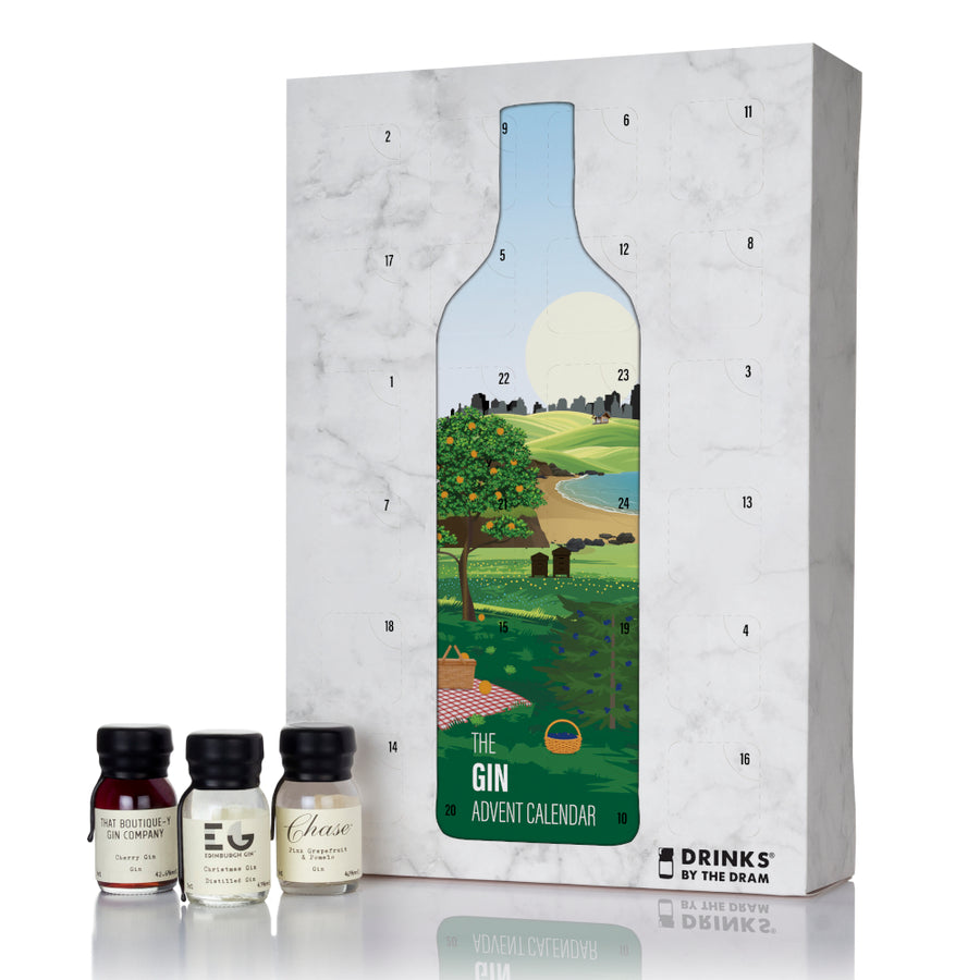 The Gin Explorer Advent Calendar (2019 Edition)