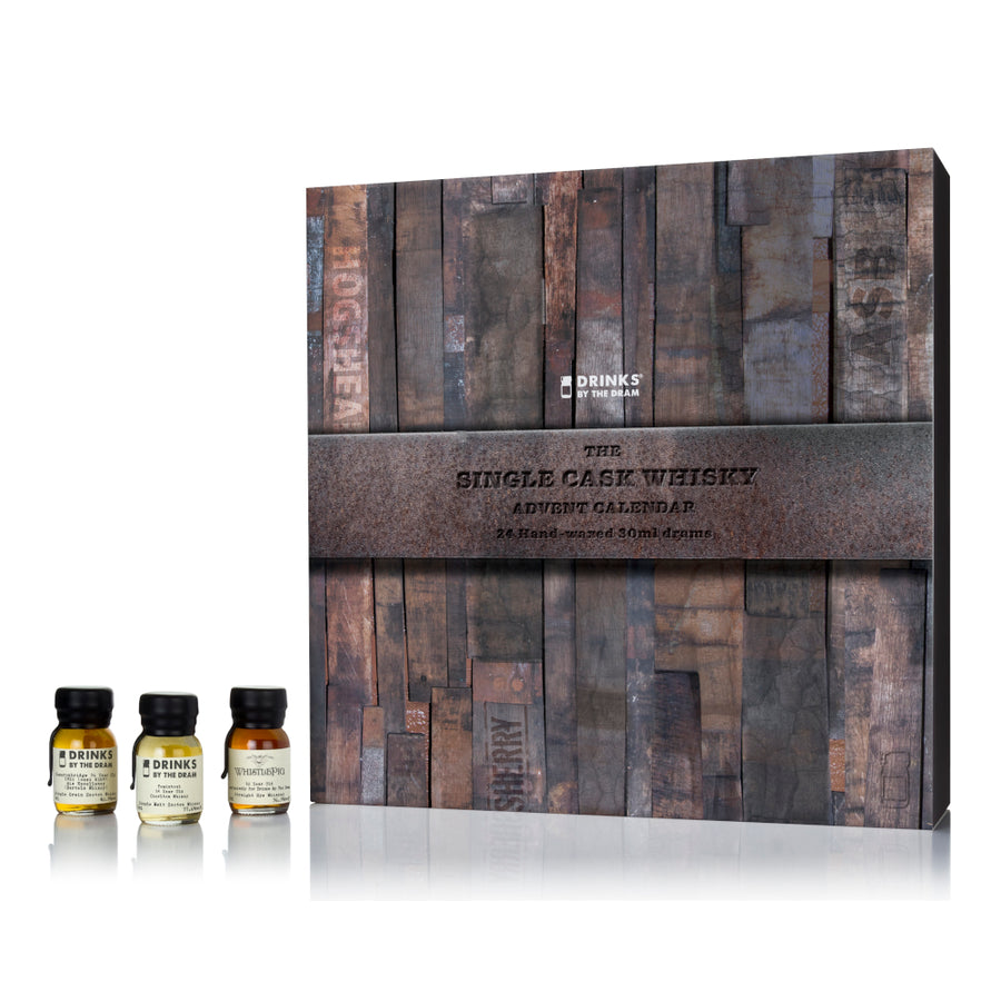 The Single Cask Whisky Advent Calendar 2019 Edition