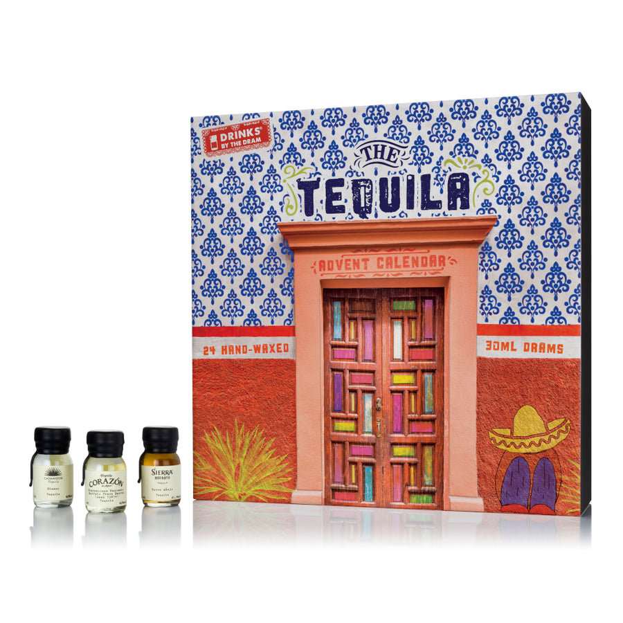 The Tequila Advent Calendar (2019 Edition)