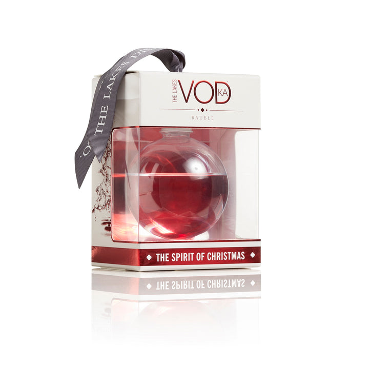 Large Vodka Bauble