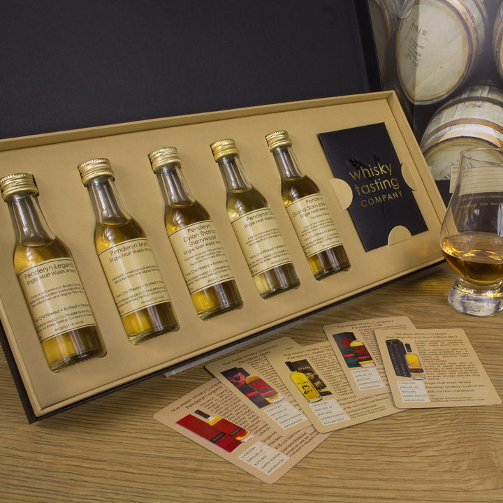 Welsh Whisky Tasting Set
