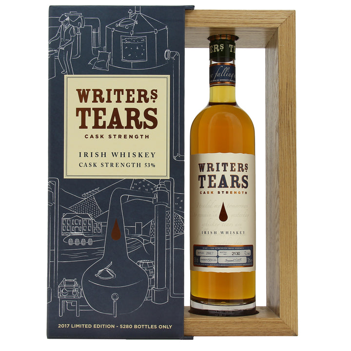 Writers' Tears Copper Pot Cask Strength Limited Edition