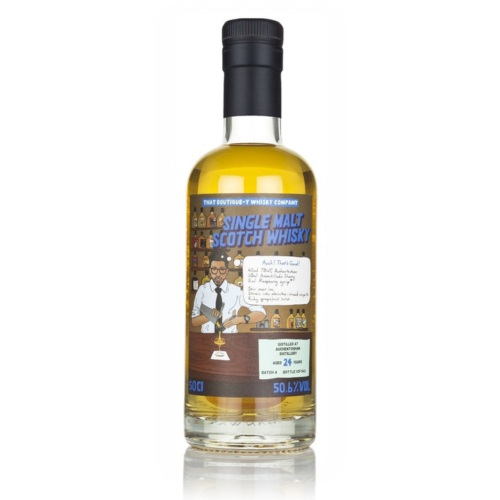 Auchentoshan 24 Year Old (That Boutique-y Whisky Company)
