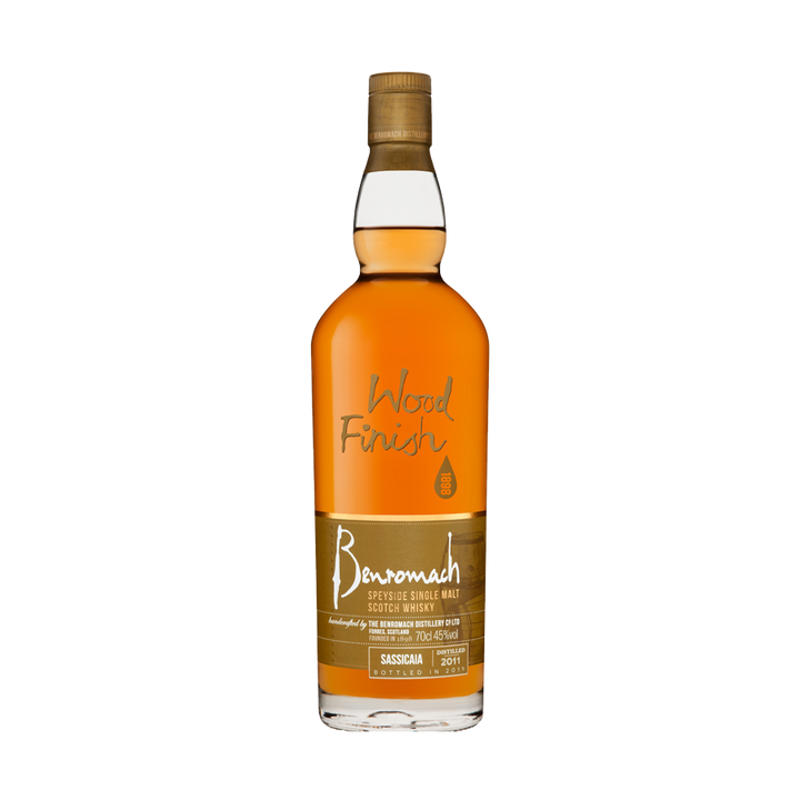 Benromach Sassicaia Wood Finish (2011)
