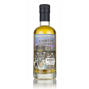 Blended Malt #3 21 Year Old (That Boutique-y Whisky Company)