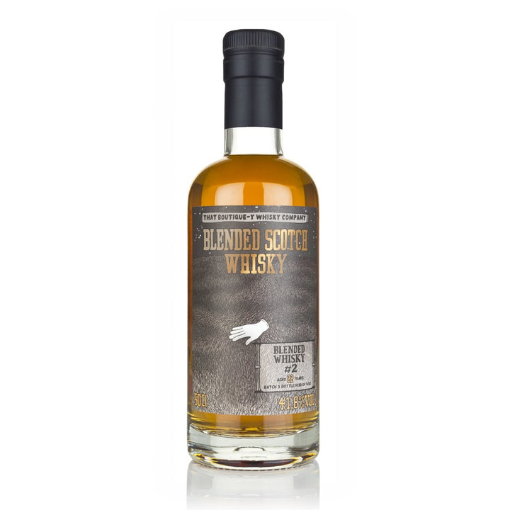 Blended Whisky #2 22 Year Old (That Boutique-y Whisky Company)