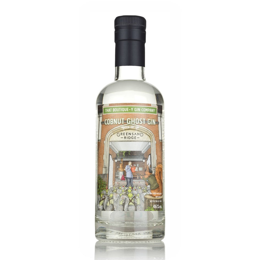 Cobnut Ghost Gin - Greensand Ridge