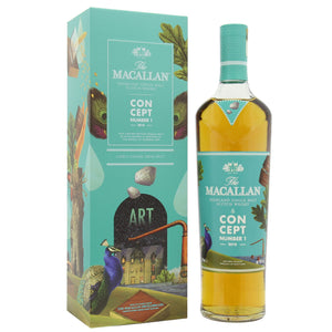 The Macallan Concept Number 1