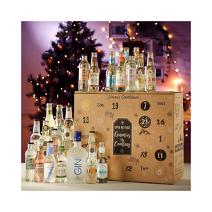 Gin and Tonic Calendar