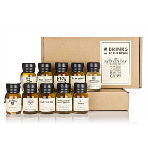 The Father's Day Deluxe Whisky Tasting Set