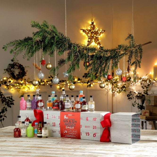 Flavoured Gin Advent Calendar 2019