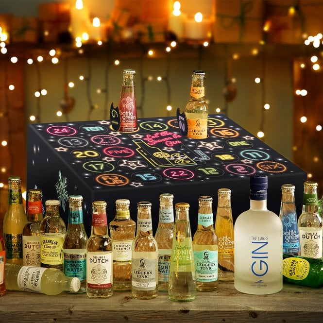 Gin and Tonic Calendar 2019