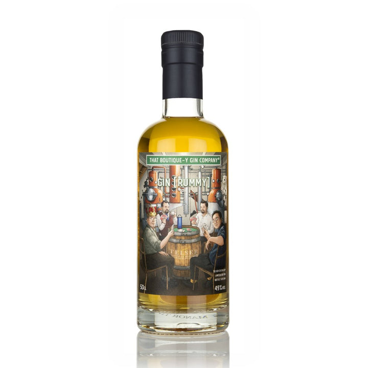 Gin (Rummy) - Telser Distillery - Limited Edition