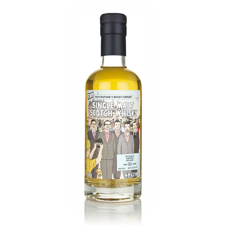 Glen Keith 24 Year Old - Batch 5 (That Boutique-y Whisky Company)