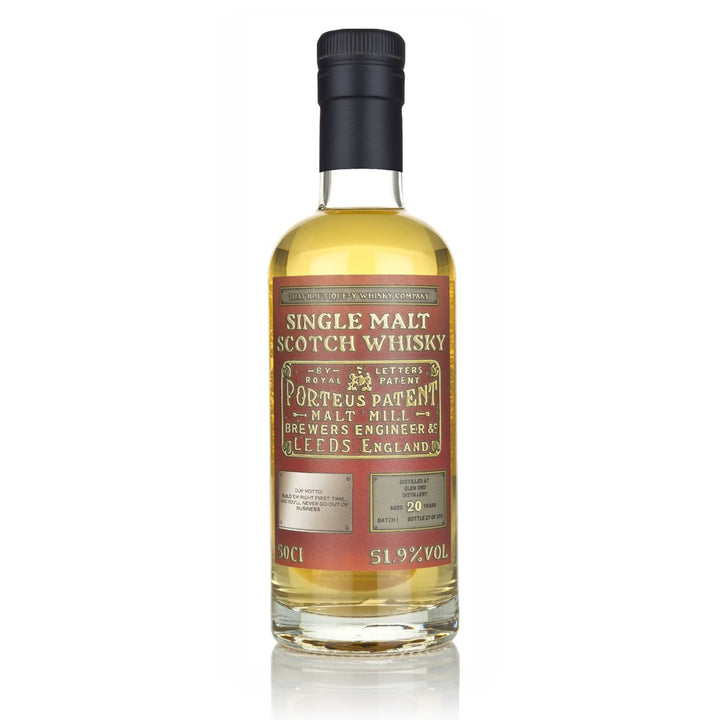 Glen Ord 20 Year Old (That Boutique-y Whisky Company)