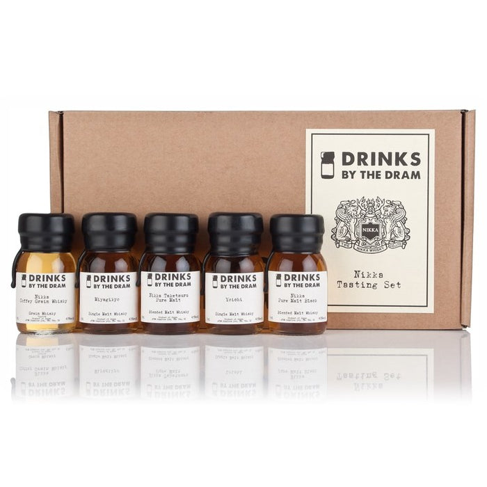 Nikka Whisky Tasting Set