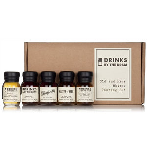 Old & Rare Whisky Tasting Set