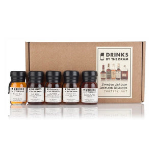 Premium Antique American Whiskeys Tasting Set