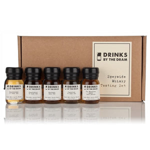 Speyside Whisky Tasting Set