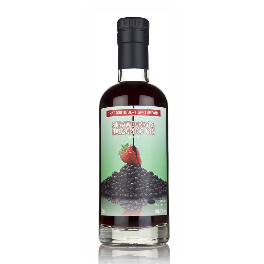 Strawberry & Balsamico Gin