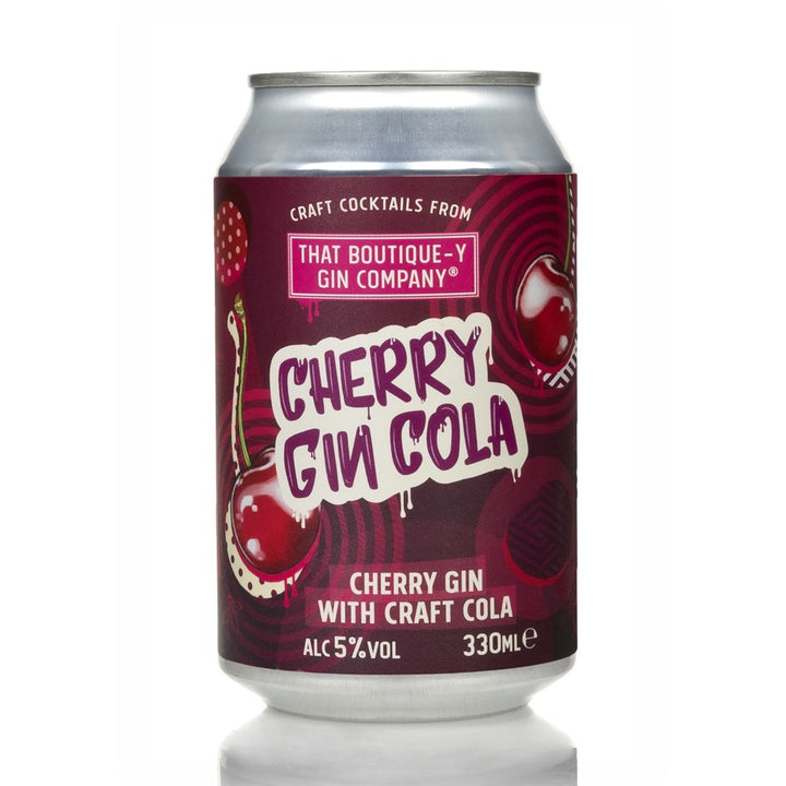 That Boutique-y Gin Company Cherry Gin Cola