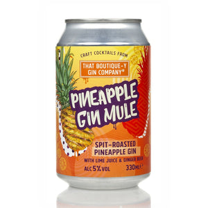 That Boutique-y Gin Company Pineapple Gin Mule