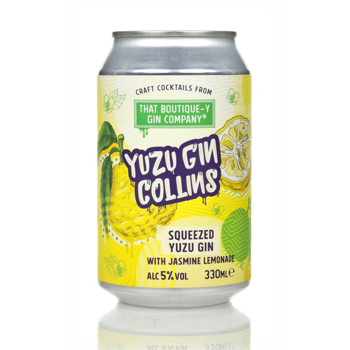 That Boutique-y Gin Company Yuzu Gin Collins