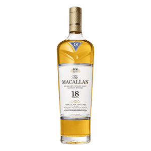 Macallan 18 Year Old Triple Cask