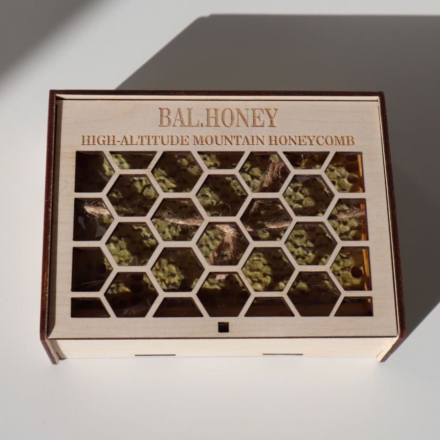 15+Active High-altitude Mountain Honeycomb 450g