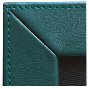 Green Slim Classic Leather Frame