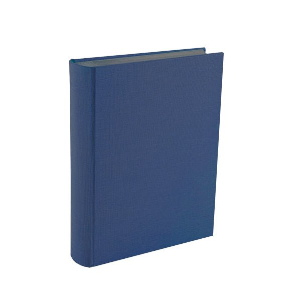 Royal Blue Slip In Linen Album