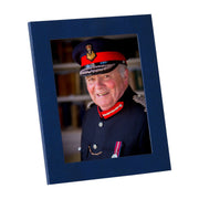 Royal Blue Wide Hungerford Photo Frame