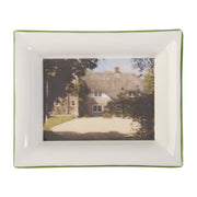 Small Rectangular Personalised China Dish