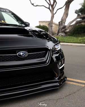2015-2018 Subaru WRX/STI Sedan Front Lip