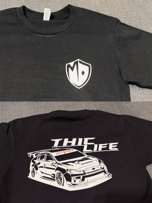 MntRider Design Wide Life Shirts