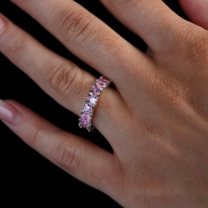 Eternity Heart Ring