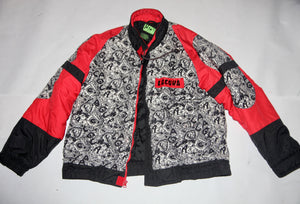 Hip Hop Bomber Winter Jacket