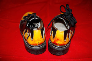 Fire Leather Low Cut Shoes