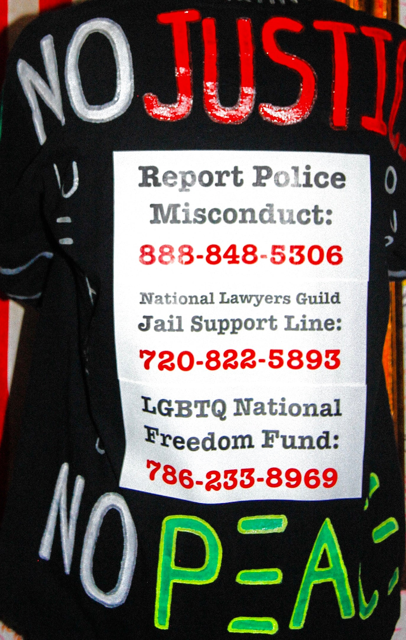 Defund The Police T-Shirt