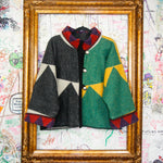 Vintage Aventura Jester Winter Jacket