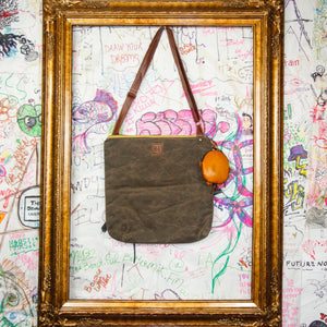 Rachel Elise Canvas Tote and Coin Purse