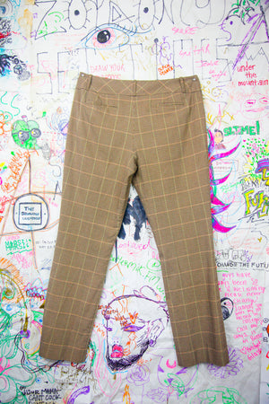 Houndstooth Bell bottom Pants