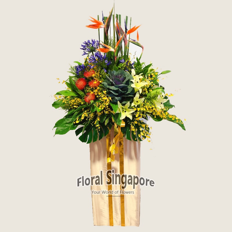 Congratulations Messages for Grand Opening in Singapore