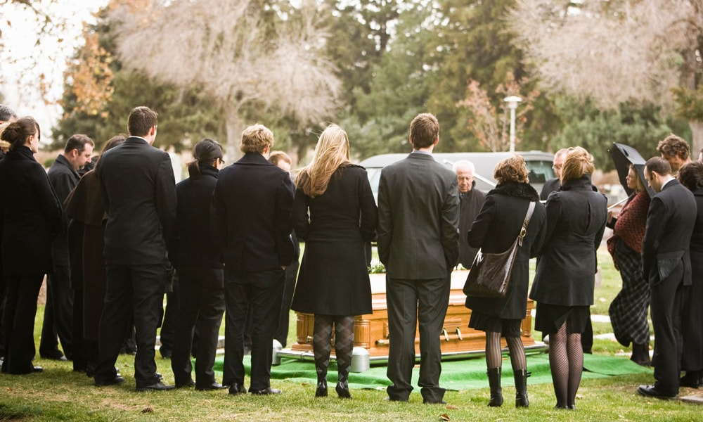 Simple Tips for Getting Dressed for a Funeral