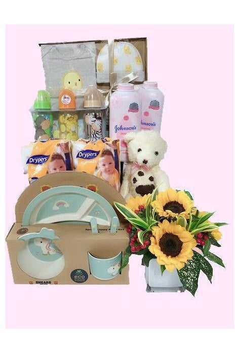 BG 02 - Bundle of Joy & Blessings - Floral Singapore