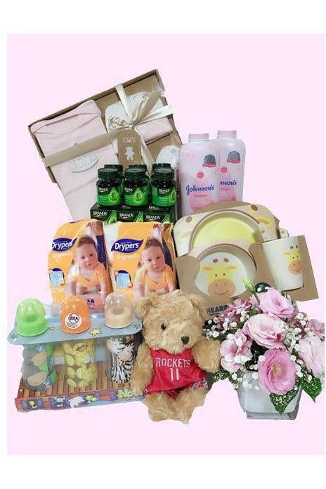 BG 03 - Little Miracles Bundle - Floral Singapore