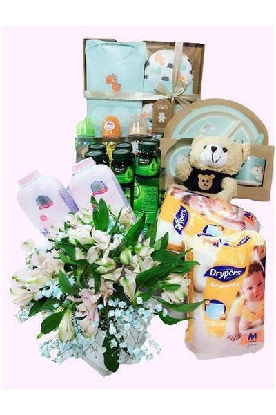 BG 04 - Celebrating Life Bundle - Floral Singapore